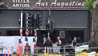 """Fiscalía belga confirma como """"delito terrorista"""" el tiroteo en Lieja"""
