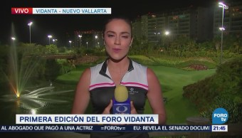 Foro Vidanta Nuevo Vallarta Turismo Gastronomía