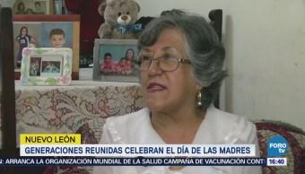 Generaciones Reunidas Celebran Día Madres