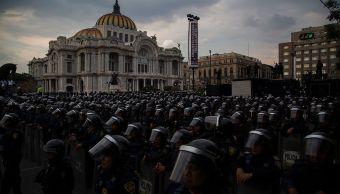 por mil 500 pesos se puede adquirir uniforme policia cdmx