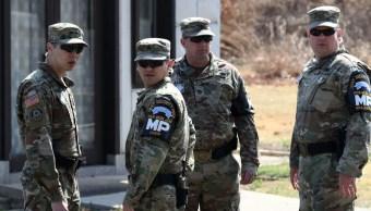 Rechazan que EU pretenda reducir de tropas en Corea del Sur
