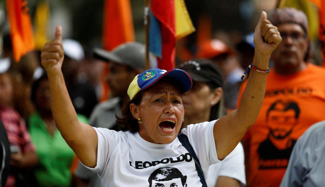 Grupo presos políticos inicia protesta Venezuela maltratos