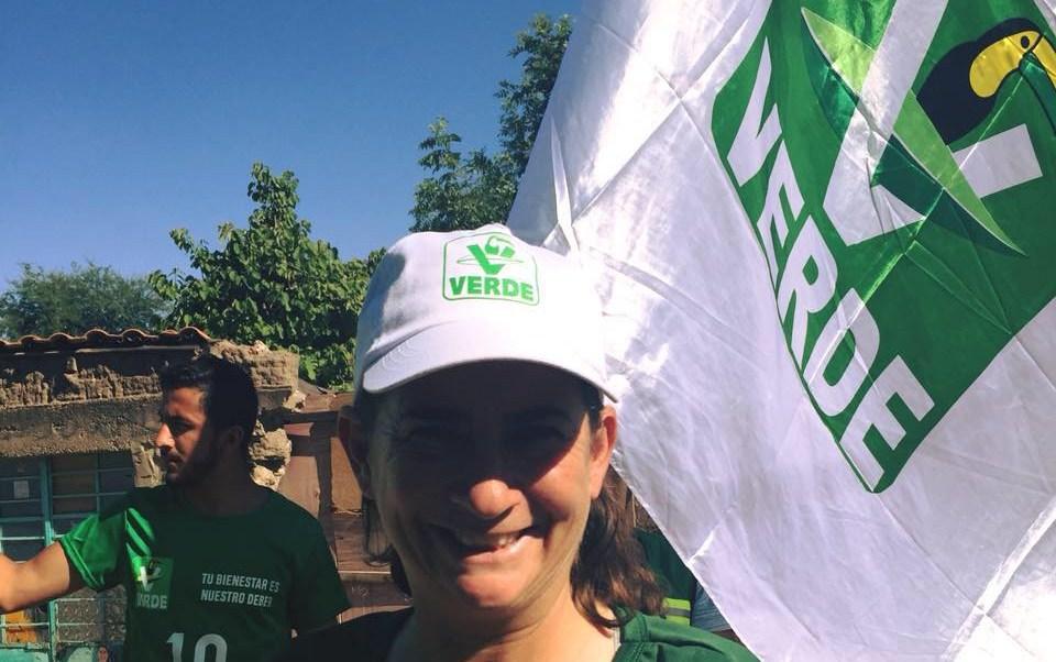 Candidata del PVEM a alcaldía de Silao exige seguridad