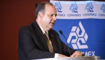 Coparmex pide a los candidatos presidenciales evitar discursos de odio