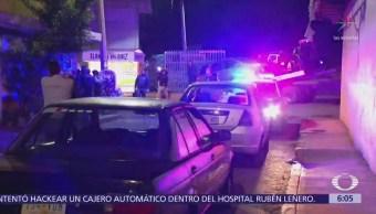 Hallan cuerpo de hombre baleado en Ecatepec