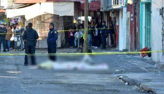 Hallan tres cuerpos en calles de San Lorenzo