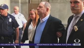 Harvey Weinstein no declarará ante jurado en Nueva York