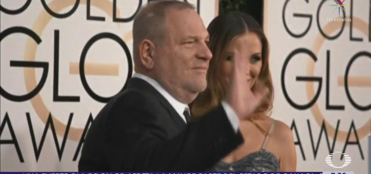 Harvey Weinstein se entrega a la Policía en NY