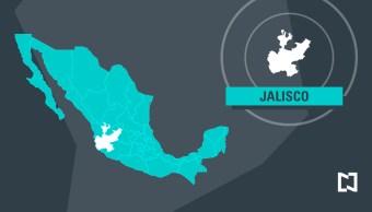 Hombres armados roban a seis huéspedes en Jalisco