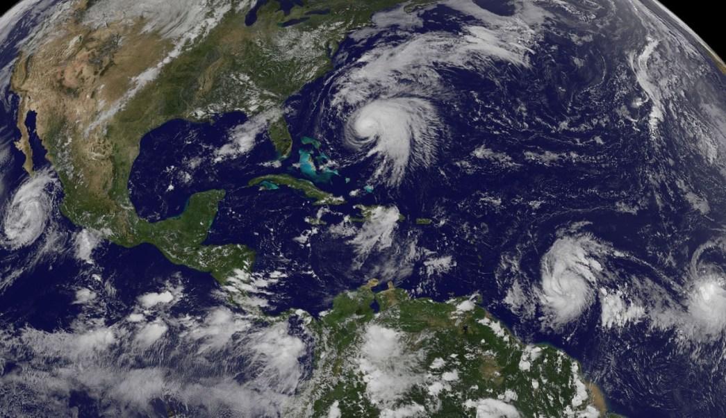 Temporada de huracanes 2018 será activa, advierten especialistas de la UNAM