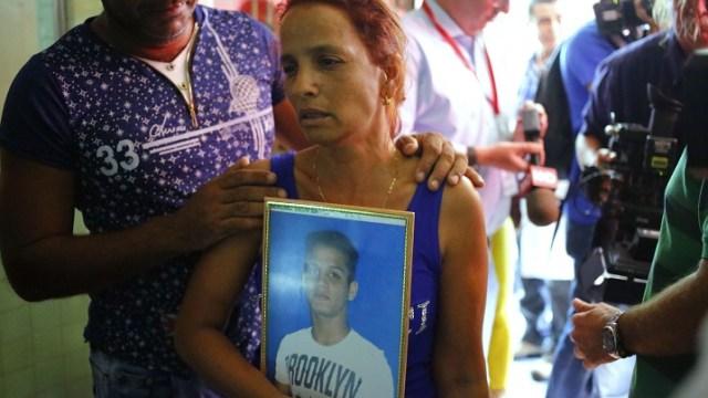 Identifican 36 110 muertos accidente aéreo Cuba