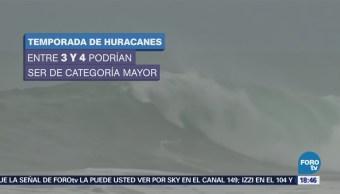 Inicia oficialmente la temporada de huracanes 2018