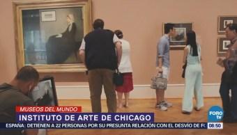 Instituto de Arte de Chicago, especialista en el arte del impresionismo