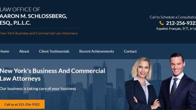anuncio-despacho-abogados-hombre-que-ataco-hispanos-en-nueva-york-aaron-Schlossberg