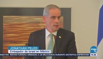 Israel celebra en México 70 años de su independencia