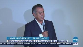 Jaime Rodríguez Asiste Sesión Consejo Nacional Del Cce