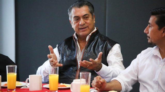 Jaime Rodríguez acusa al INE de ir contra su candidatura