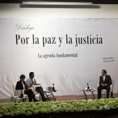 Jaime Rodríguez se manifiesta contra la legalización de las drogas