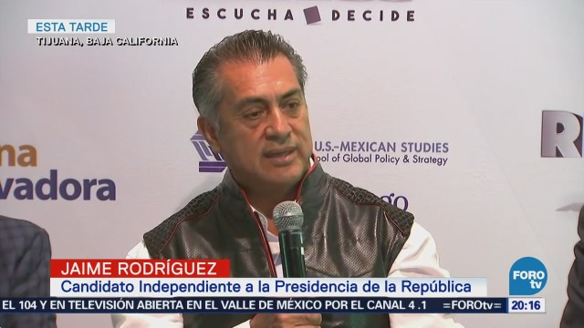 afirma que defenderá la economía mexicana de Trump