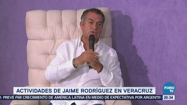 Jaime Rodríguez Propone Mejorar Protección Periodistas