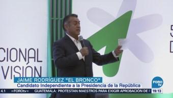 Jaime Rodríguez Eliminar Tiempos Oficiales Radio Televisión