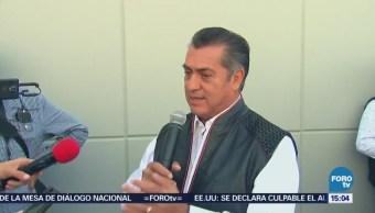 Jaime Rodríguez propone jornada laboral de 4 días