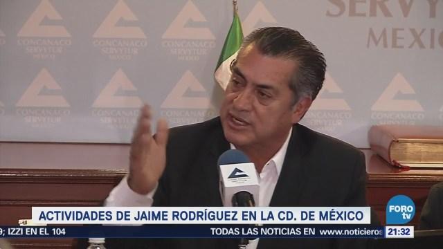 Jaime Rodríguez Propone Reducir ISR País