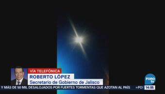 Jalisco Mantiene Operativos Detención Esposa El Mencho