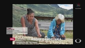 Joven Zapoteca Gana Concurso Fotografía ONU