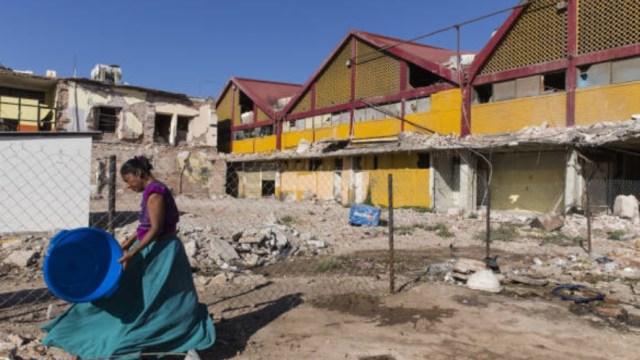 Cancelan fiestas patronales en Juchitán, Oaxaca, por daños del sismo