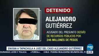 Judicatura Cambia Juez Involucrado Caso Alejandro Gutiérrez