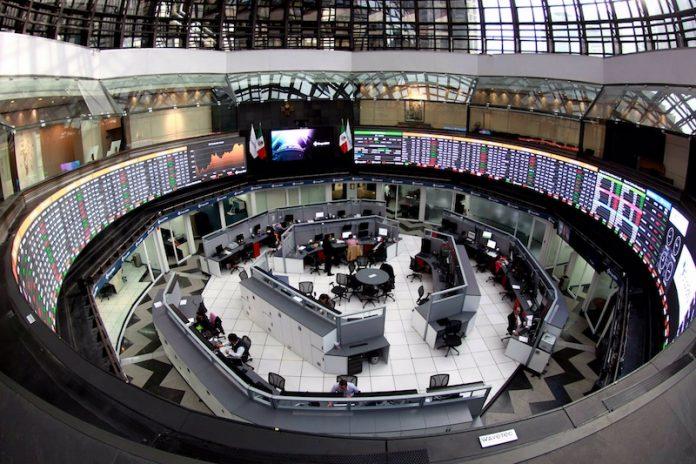 La Bolsa Mexicana de Valores pierde 0.23%