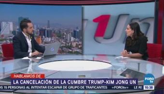 Cancelación Cumbre Trump Kim Jong Un