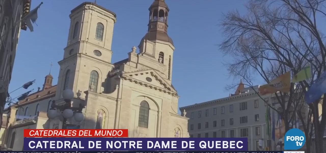 La catedral de Notre Dame de Quebec