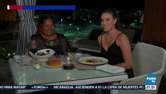 Cocina Mexicana Reconocida Mundo Chef Zapoteca