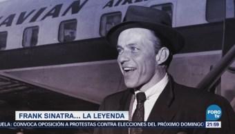 Efeméride En Una Hora Frank Sinatra