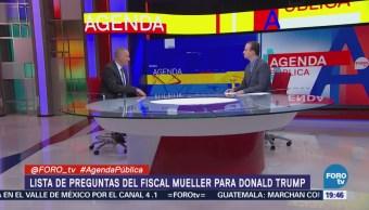 Filtraciones Rusiagate Trump Análisis Mauricio Meschoulam