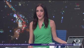 Las noticias, con Danielle Dithurbide: Programa del 10 de mayo del 2018