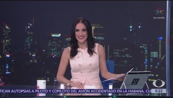 Las noticias, con Danielle Dithurbide: Programa del 23 de mayo del 2018