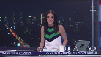 Las noticias, con Danielle Dithurbide: Programa del 24 de mayo del 2018