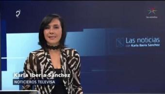 Las Noticias, con Karla Iberia: Programa del 21 de mayo de 2018