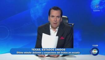 Las noticias con Lalo Salazar en