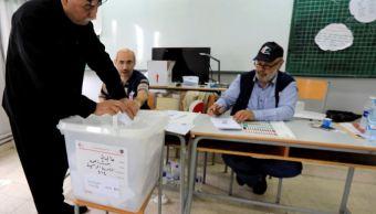 baja participacion primeras elecciones libano nueve anos