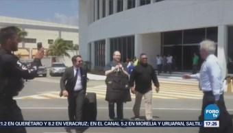 Liberan Ciudadano Estadounidense Venezuela Joshua Holt
