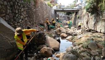Alistan refugios temporales ante temporada de lluvia en Acapulco Guerrero