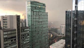 Activan alerta por zona de tormenta en cuatro delegaciones