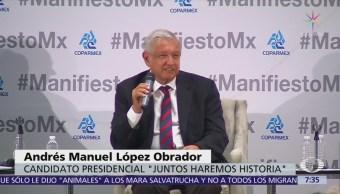 López Obrador insiste que el próximo presidente debe