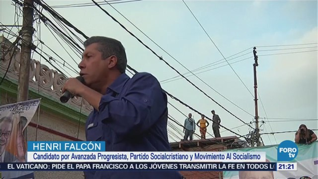 Candidatos Para Elecciones Presidenciales Venezuela Maduro