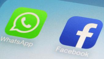 Facebook justifica el uso datos de Whatsapp