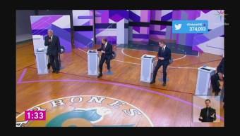 Los mejores momentos del segundo debate presidencial